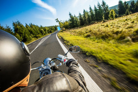 Stay safe on and around motorcycles with these tips